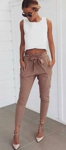 Dziewczyny poszukuje takich spodni.. Któraś coś wie? Widziala? :P