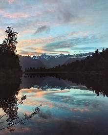 Mirror Lake, New Zeland