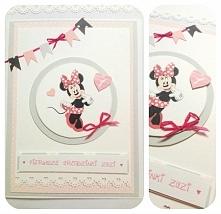 minnie mouse -->fb/perfekcyjnakartka