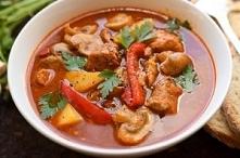Zupa Gulaszowa - przepis na...