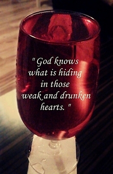 """""""God knows what is hid..."""