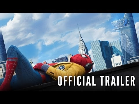 Spider-Man: Homecoming - Trailer 2 ♥♥♥