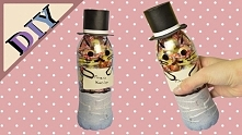 co zrobić z pustej butelki?...