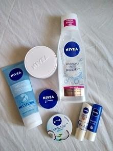 mała kolekcja NIVEA