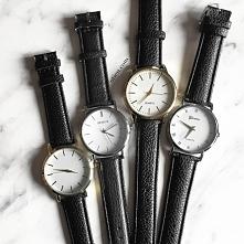 klasyczne zegarki w promocj...