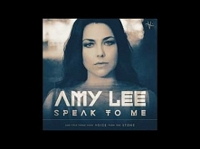 "AMY LEE - ""Speak T..."