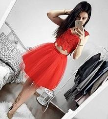Sukienka Strawberry dress <3  Nasze klientki pokochały ten model. Znajdzie...