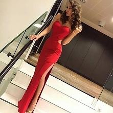 Florence red dress to sukienka, która stała się totalnym bestsellerem! Sukien...