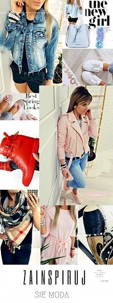 #moda   ZAINSPIRUJ SIĘ MODĄ :*