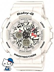 Super zegarek Hello Kitty dla dziewczynki. Zegarek na komunię nie musi być nudny!