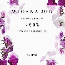 Sprawdź Wiosenne rabaty SOPSI <3 www. sopsi.com.pl