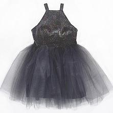 Sukienka tiulowa szara <3 od SOPSI w cenie: 249,00 zł Idealna na zbliżające się wesele! www. sopsi.com.pl
