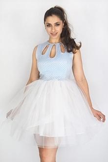 Sukienka tiulowa, w nowej cenie: 279,00 zł www. sopsi.com.pl Idealna sukienka na wesele, urodziny, przyjęcie!