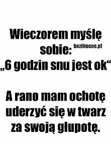 Zawsze. ;c