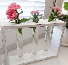 wazon z probówek