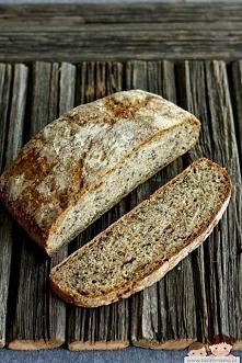 Chleb 3 ZIARNA na żytnim zakwasie