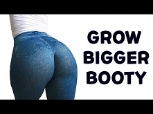 How To Get A Bigger Booty | 4 Workouts To Grow A Sexy Booty! | Femniqe   Link w komentarzu