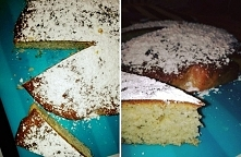 Ciasto cytrynowe z chia ^.-  Składniki: - 250g mąki pszennej - 1 łyżeczka pro...