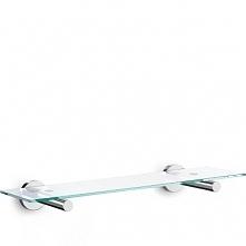 Półka łazienkowa szklana marki Scala Zack - doskonałe uzupełnienie wystroju T...