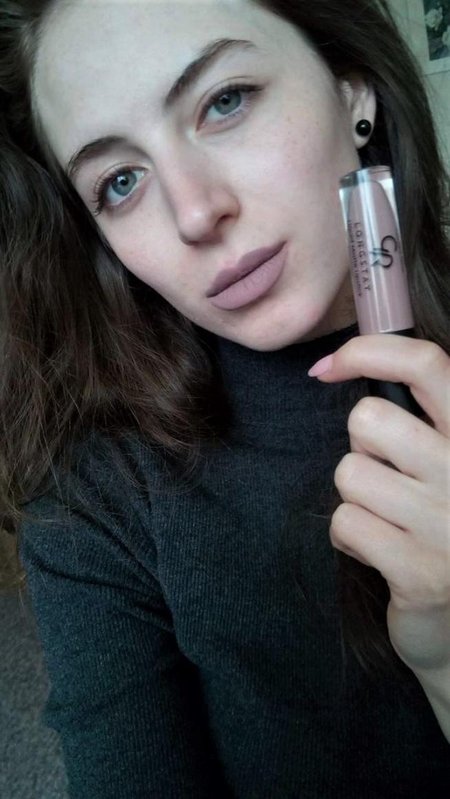 Golden Rose Liquid Matte Lipstick, nr 10.
