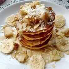 pancakes na bazie mleczka k...