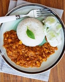 curry z indykiem i świeżymi...