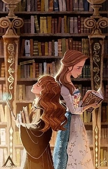 Hermione and Belle