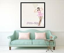 Pastelowe kolory, kalendarze pin up czy grafiki pop art... coś dla fanów styl...