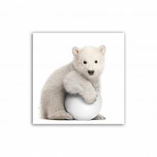Fascynujące i zabawne wizerunki dzikich zwierząt na obrazach canvas wyczarują...