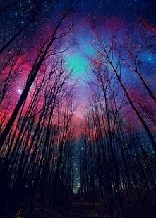 Boże daj mi oglądać takie niebo.