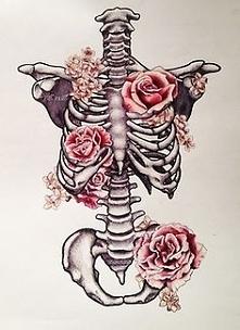 Tymczasem kwiaty we mnie zwiędły. nie podlane miłością umarły.