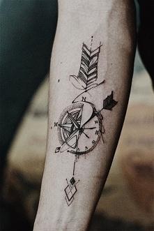 Arrow Compass