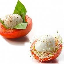 Pomidorki i mozzarella