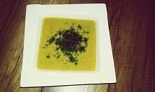 Zupa krem z warzyw z koperkiem