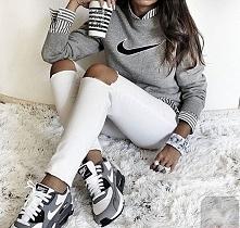 a ja głupia kupiłam czarno białe a te buty w tych kolorach są idealne