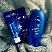 Wygrana od Nivea w konkursie zimowa pielęgnacja :) wprawdzie zima za nami, ale nawilżać dłonie i dbać o ochronę ust warto zdecydowanie okrągły rok :)