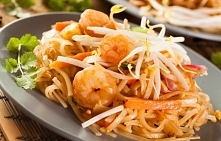 Makaron pad thai: tajski makaron smażony z programu M. Gessler