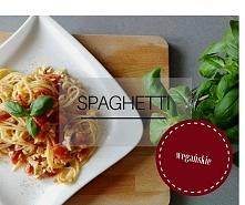 przepis na wegańskie, naturalne spaghetti po kliknięciu w zdjęcie