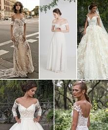 Suknie ślubne- trendy 2017 -
