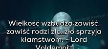 """Przeczytane: Jurij Olesza- """"Zawiść"""", 5/10 Nie chciało mi wczytać żadnego obrazka książki, więc wklejam Voldemorta"""