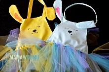 Wielkanocne fartuszki króli...