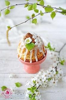 Kokosowe babki z olejem rzepakowym - Wypieki Beaty