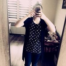 Outfit na urodziny do koleżanki. Bluzka inspirowana albumem ,,Blurryface&#039...