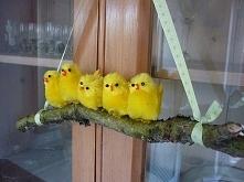 wielkanocne kurczaczki :)