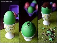 Kto ma ochotę na takie jaje...