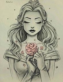 szkic na tatuaż <3
