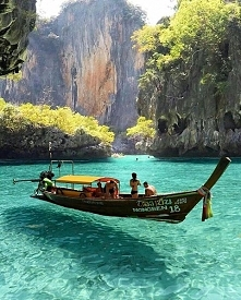 Maya Bay, Tajlandia