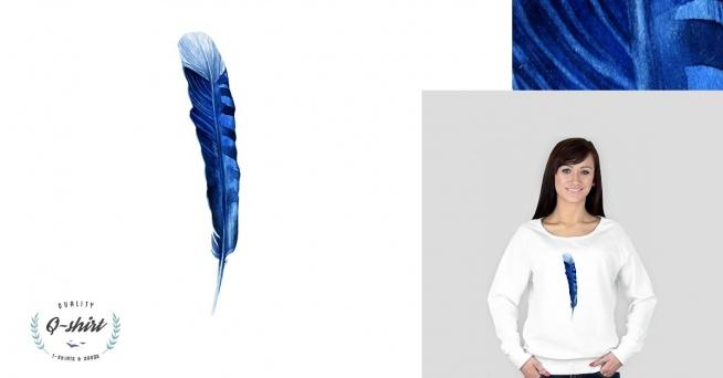 Delikatne, w pięknych odcieniach błękitu <3