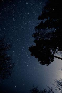Gwiazdy płaczą z tym, który płacze w nocy.