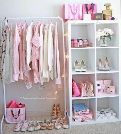 Macie jakieś pomysły na dobra organizację garderoby?